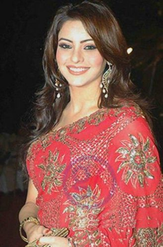 Aamna Shariff Measurements Height Weight Bra Size Age