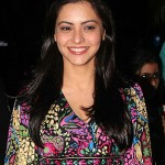 Aamna Shariff Height and Weight 2013