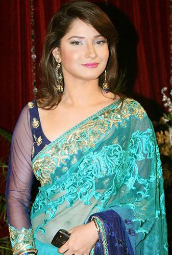 Ankita Lokhande Height and Weight 2013