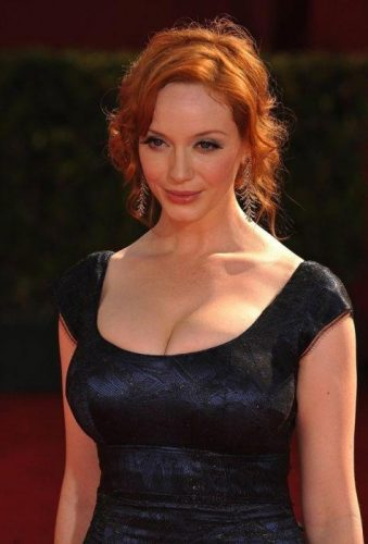 Christina Hendricks Boyfriend, age, Biography