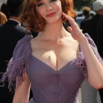 Christina Hendricks Height and Weight 2013