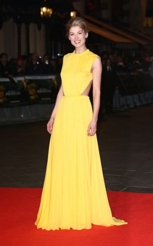 Rosamund Pike Measurements, Height, Weight, Bra Size, Age