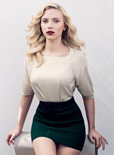 Scarlett Johansson Measurements Height Weight Bra Size ...