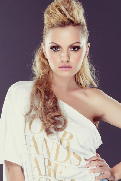 Alexandra Stan Measurements, Height, Weight, Bra Size, Age, Wiki