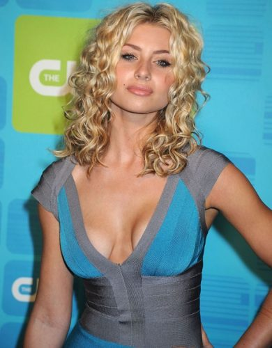 Aly Michalka age