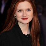 Bonnie Wright height and weight 2014