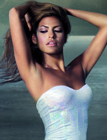 eva mendes measurements height weight bra size age. Black Bedroom Furniture Sets. Home Design Ideas