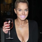 Helen Flanagan Height and Weight 2014