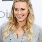 Hilary Duff height and weight 2014