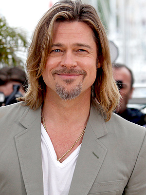 Brad Pitt Body Size, Height And Weight 2014