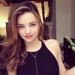 Miranda Kerr Height and Weight 2014