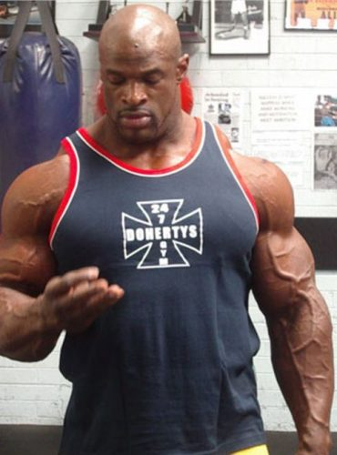 Ronnie Coleman Net Worth Height Weight Biceps Body Size