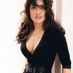 Salma Hayek Height and Weight 2014