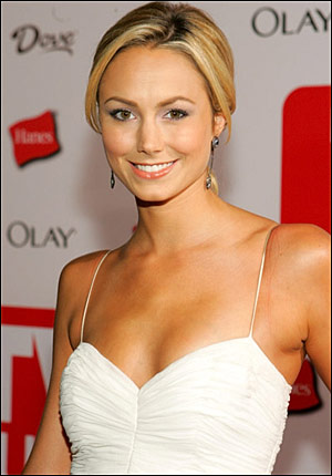 Stacy Keibler Measurements, Height, Weight, Bra Size, Age, Wiki