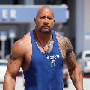 Dwayne Johnson(The Rock) Biceps Size, Net Worth, Girlfriends