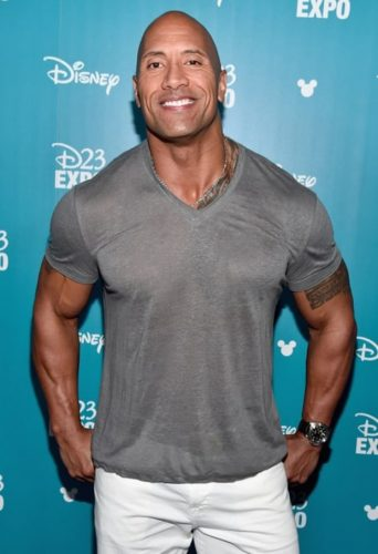 Dwayne Johnson(The Rock) girlfriend age biography