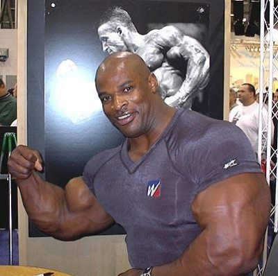 Ronnie Coleman girlfriend age biography