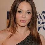 Rose McGowan height and weight 2014
