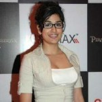 Anjala Zaveri height and weight 2014