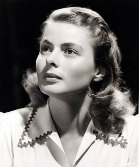 Ingrid Bergman height and weight 2014