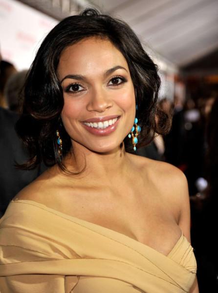 Rosario Dawson height and weight 2014