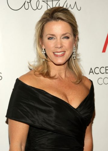 Deborah Norville height and weight 2014
