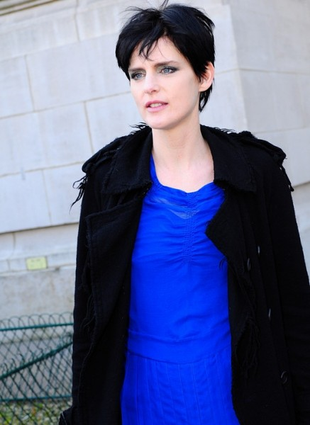 Stella Tennant height and weight 2014