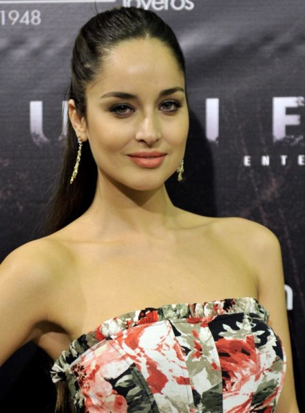 Lorena Ayala height and weight 2014
