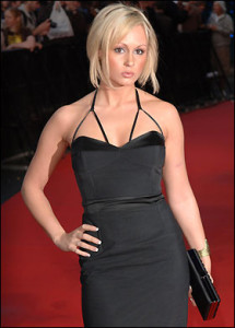 Chanelle Hayes height and weight 2014