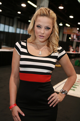 Alexis Texas height and weight 2014