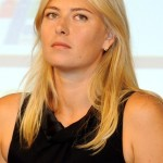 Maria Sharapova height and weight 2014