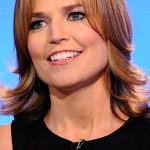 Savannah Guthrie height and weight 2014