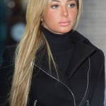 Tulisa Contostavlos height and weight 2014