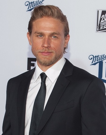 Charlie Hunnam girlfriend age biography