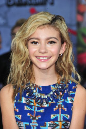 G. Hannelius Bra Size, Wiki, Hot Images
