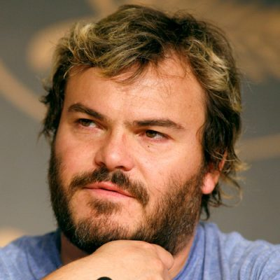 Jack Black Chest Biceps size