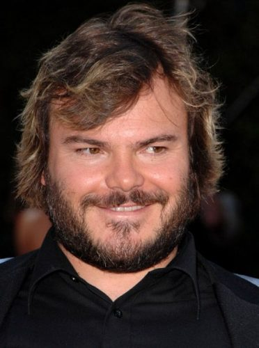 jack black height