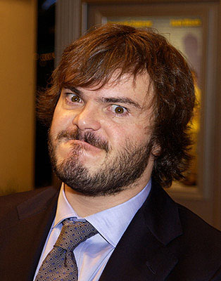 Jack Black height and weight 2016