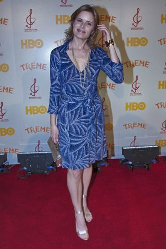 Kim Dickens height and weight 2016