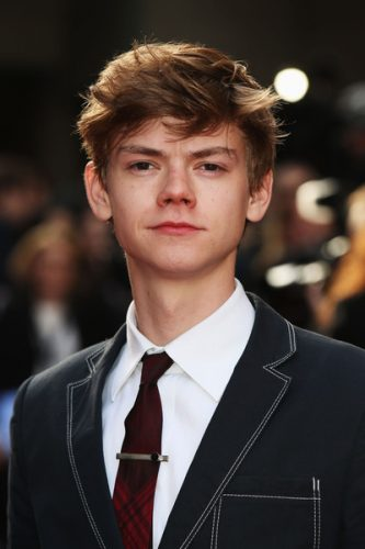 Thomas Brodie-Sangster upcoming films birthday date affairs