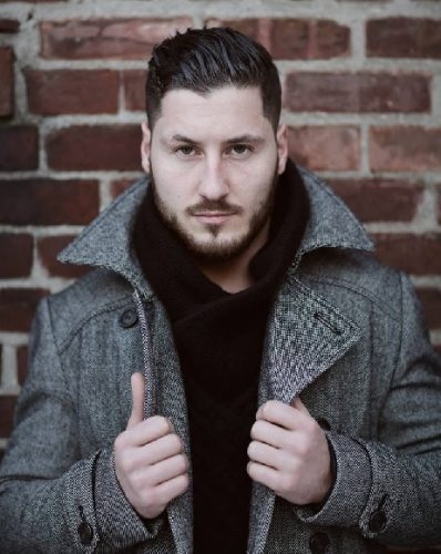 Val Chmerkovskiy height and weight 2016