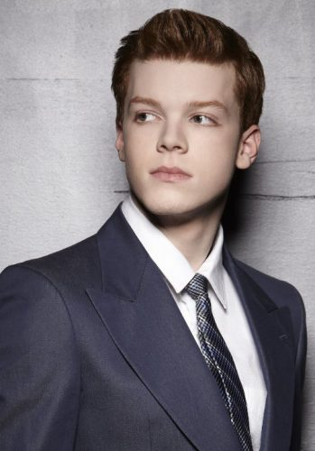Cameron Monaghan upcoming films birthday date affairs