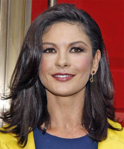 Catherine Zeta-Jones height and weight 2016