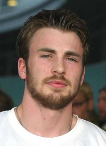 Chris Evans girlfriend age biography