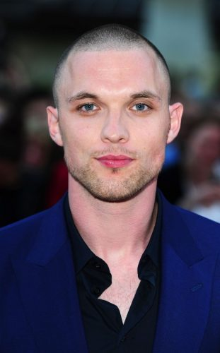 Ed Skrein height and weight 2016