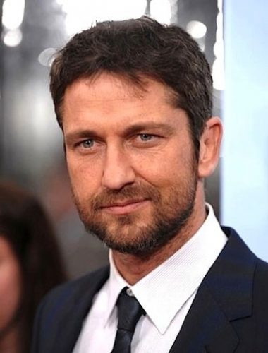 Gerard Butler height and weight 2016