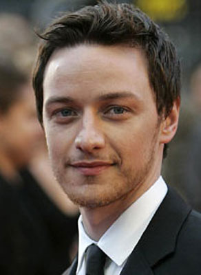 James McAvoy height and weight 2016