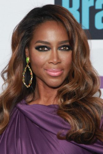 Kenya Moore height and weight 2016