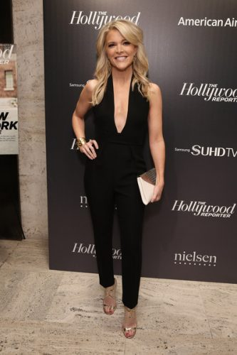 Megyn Kelly height and weight 2016