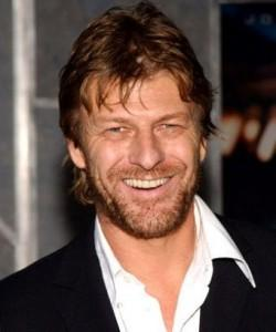 Sean Bean Chest Biceps size